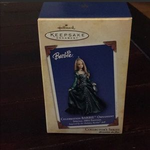 2004 Holiday Barbie Ornament